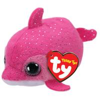 Ty Teeny-Pink Dolphin from Blain's Farm and Fleet