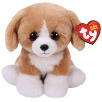 Ty Beanie Baby - Brown Dog from Blain's Farm and Fleet