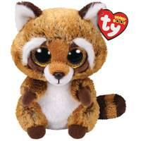 Ty Beanie Boo - Racoon from Blain's Farm and Fleet