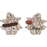 Transpac Imports Inc. Transpac Plywood Light Up Ghost Decor Assortment from Blain's Farm and Fleet