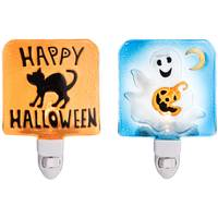 Transpac Imports Inc. Glass Halloween Night Light Assortment from Blain's Farm and Fleet