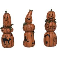 Transpac Imports Inc. Resin Stacked Pumpkin Decor Assortment from Blain's Farm and Fleet