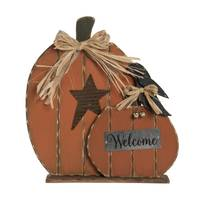 Transpac Imports Inc. Wood Pumpkin Decor from Blain's Farm and Fleet