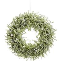 Transpac Imports Inc. Transpac Large Elegance Wreath from Blain's Farm and Fleet