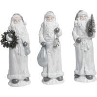 Transpac Elegant Santa Figure Assortment from Blain's Farm and Fleet