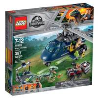 LEGO 75928 JW Blue's Helicopter Pursuit from Blain's Farm and Fleet