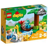 LEGO Duplo 10879 JW Gentle Giants Petting Zoo from Blain's Farm and Fleet