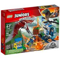 LEGO 10756 JR's JW Pteranodon Escape from Blain's Farm and Fleet