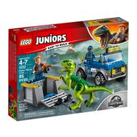 LEGO 10757 JR's JW Raptor Rescue Trck from Blain's Farm and Fleet