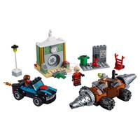 LEGO 10760 JR's IN Underminer Bank Heist from Blain's Farm and Fleet