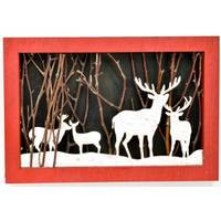 Caffco International LED Deer Plaque from Blain's Farm and Fleet