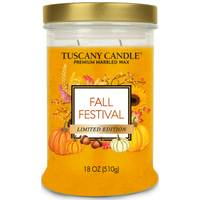 Empire Tuscany Fall Festival Jar Candle from Blain's Farm and Fleet