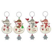 Sunset Vista Designs Snow Pals Ornament Assortment from Blain's Farm and Fleet