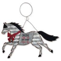 Sunset Vista Designs Horse Ornament from Blain's Farm and Fleet