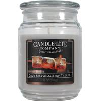 Candle-Lite 18 oz Marshmallow Treats Jar Candle from Blain's Farm and Fleet