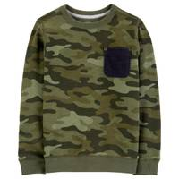 Carter's Big Boys' Pullover Camouflage from Blain's Farm and Fleet