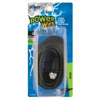 Power Comm Coax Cable 12ft Black from Blain's Farm and Fleet