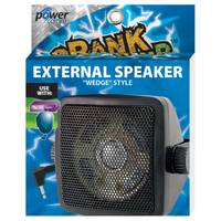 Power Comm CB External Speaker Wedge Style from Blain's Farm and Fleet