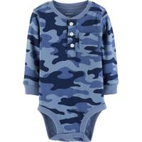Carter's Infant Boys' Camouflage Navy Bodysuit from Blain's Farm and Fleet
