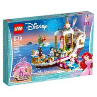 LEGO 41153 Disney Princess Ariel's Celebration Boat from Blain's Farm and Fleet