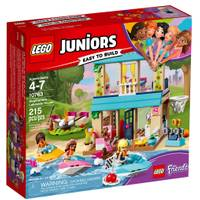 LEGO 10763 Juniors Stephs Lakeside House from Blain's Farm and Fleet