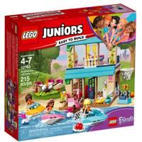 LEGO 10763 Juniors Stephs Lakeside House from Blain's Farm and Fleet
