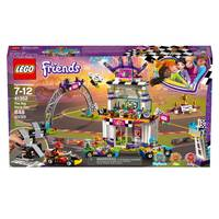 LEGO 41352 Friends The Big Race Day from Blain's Farm and Fleet