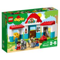 LEGO Duplo 10868 Farm Pony Stable from Blain's Farm and Fleet
