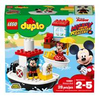 LEGO Duplo 10881 Mickey's Boat from Blain's Farm and Fleet