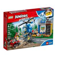 LEGO 10751 Juniors Mountain Police Chase from Blain's Farm and Fleet