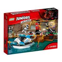 LEGO 10755 Juniors Zanes Ninja Boat Purs from Blain's Farm and Fleet