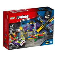 LEGO 10753 Juniors Joker Batcave Attack from Blain's Farm and Fleet
