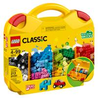 LEGO 10713 Classic Creative Suitcase from Blain's Farm and Fleet