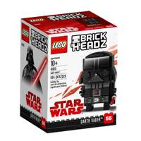 LEGO 41619 Brickheadz Darth Vader from Blain's Farm and Fleet