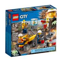 LEGO 60184 City Mining Team from Blain's Farm and Fleet