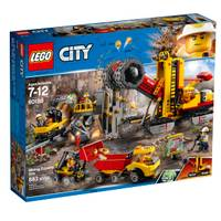LEGO 60188 City Mining Experts Site from Blain's Farm and Fleet