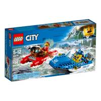 LEGO 60176 City Police Wild River Escape from Blain's Farm and Fleet
