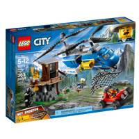 LEGO 60173 City Police Mountain Arrest from Blain's Farm and Fleet