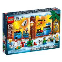 LEGO 60201 City Town Advent Calendar from Blain's Farm and Fleet