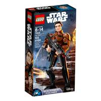 LEGO 75535 Construct Star Wars Han Solo from Blain's Farm and Fleet