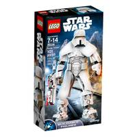 LEGO 75536 Construct Star Wars Range Trooper from Blain's Farm and Fleet