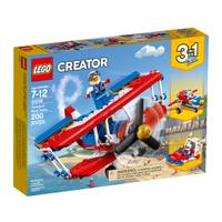 LEGO 31076 Creator Daredevil Stunt Plane from Blain's Farm and Fleet