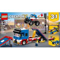 LEGO 31085 Creator Mobile Stunt Show from Blain's Farm and Fleet