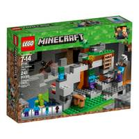LEGO 21141 Minecraft The Zombie Cave from Blain's Farm and Fleet