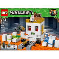 LEGO 21145 Minecraft The Skull Arena from Blain's Farm and Fleet