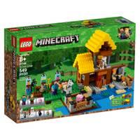 LEGO 21144 Minecraft The Farm Cottage from Blain's Farm and Fleet
