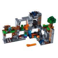 LEGO 21147 Minecraft Bedrock Adventures from Blain's Farm and Fleet