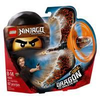 LEGO 70645 Ninjago Cole - Dragon Master from Blain's Farm and Fleet