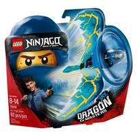 LEGO 70646 Ninjago Jay - Dragon Master from Blain's Farm and Fleet