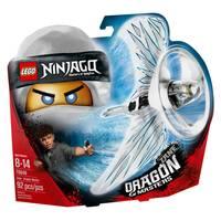 LEGO 70648 Ninjago Zane - Dragon Master from Blain's Farm and Fleet